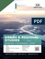 Urban Regional Studies Uk