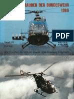 Waffen Arsenal - Band 100 - Die Hubschrauber der Bundeswehr 1956 - 1986