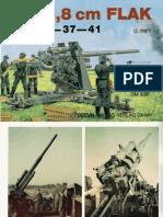 Waffen Arsenal - Band 101 - Die 8,8 cm FLAK 18-36-37-41 - 2. Heft