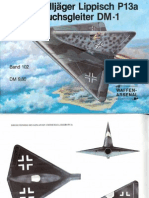 Waffen Arsenal - Band 102 - Überschalljäger Lippisch P13a und Versuchsgleiter DM-1