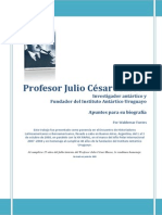 Profesor Julio Cesar Musso. Apuntes para su biografía