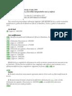 Legea Nr. 346 Din 2004 Privind Stimularea Infiintarii Si Dezvoltarii Imm Atach 2 . 2