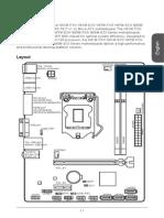 Manual Msi b85m p33
