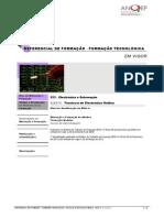 523270 Técnico a de Electrónica Médica ReferencialEFA