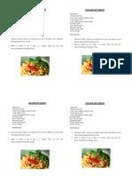 Ceviche de Fideos