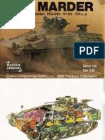 Waffen Arsenal - Band 106 - SPz Marder und seine Varianten