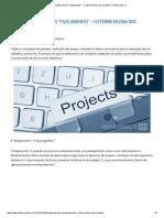 Planejamento Versus _Fazejamento_ - O Eterno Dilema Dos Projetos _ Profissionais TI