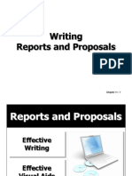 Chapter 11 Writing Reports and Proposals
