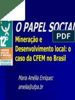 Mineração e Desenvolvimento Social