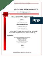 Trabajo de Catedra Seminario de Estrategias Competitivas.