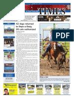 June 27, 2014 Strathmore Times