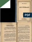 Zeytindagi 1932 1943edition Falih Rifki Atay Color