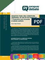Desafíos Para Una Cobertura Universal en Salud en Paraguay Brief1