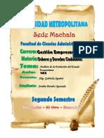 Deber Deberes y Derechos.- Evolucion del Estado ecuatoriano.docx