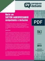 Brief 8 - Sector Agropecuario