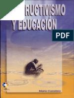 Constructivismo Y Educacion - Mario Carretero
