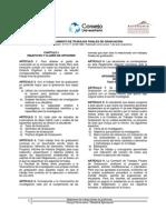 Reglamento Trabajos Finales Graduación UCR 2014