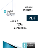 Clase v Teoria Endosimbiotica -Modo de Compatibilidad