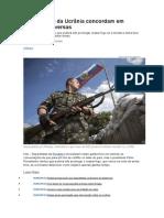 Separatistas Da Ucrânia