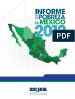 Informe de Pobreza en México 2012_131025