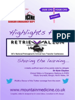 Retrieval 2014 Conference Report (Low Res)