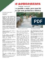 Entrevista a unha ex-traballadora da Pontesa (Pontesampaio)