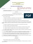 Lei 10.826 - Desarmamento - Compilada