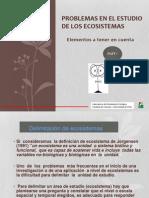 Como Estudiar Los Ecosistemas