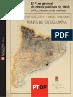 Plan de Caminos de 1935 - Catalunia