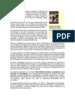 Resolución Declarando Patrimonio Cultural de la Nación a la Danza Representacion Atoq Alcalde. Llata, Huamalies, Huanuco