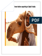 Saudi Arabia Report