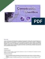 COMUNICACIÓN CIENTIFICA contenido