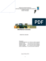 Derecho Agrario-FULL RESUMEN- 2
