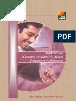 Manual de Tecnicas de Investigacion