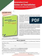 Réformistes et Socialistes, pratique et avenir de la social-démocratie à la française