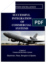 Successful Integration of Commercial Systems a Study of Commercial Derivative Aircraft June 2011