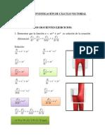 Trabajo de Investigación de Cálculo Vectorial