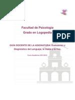 319152002_Evaluación y Diagnóstico Del Lenguaje, El Habla y La Voz