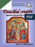 Revista - Dascalul Crestin