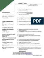 Resume Online- 2014