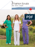 PRO Scrubs & Excel Scrubs Summer 2014 Catalog