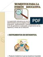 Supervision Educativa Grupo 6