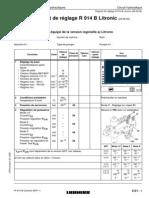 R914B Protocole