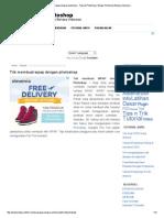 Trik Membuat Wpap Dengan Photoshop - Tutorial Photoshop _ Belajar Photoshop Bahasa Indonesia
