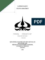 Referat Status Asmatikus