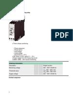 Moeller Datasheet EMR4 W500 1 D 290183
