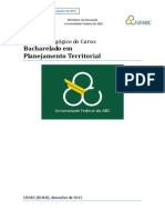 Projeto Pedagógico Do Bacharelado Em Planejamento Territorial _anexo Versão Final - Com Inscri _1