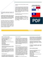 Brossure Pma y Taiwan