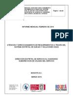 Informe General Sdqs Febrero 2014 u