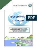 Apostila Cartografia CFOE-CTA 2013